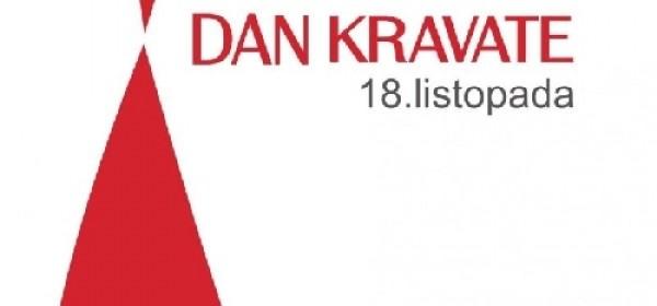 18.listopad - Hrvatski i Svjetski dan kravate