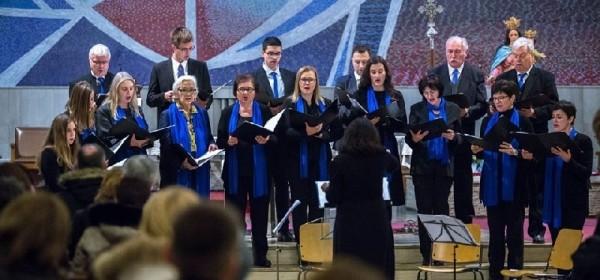 Župni zbor Marije Pomoćnice sa Knežije iz Zagreba u nedjelju u Brinju