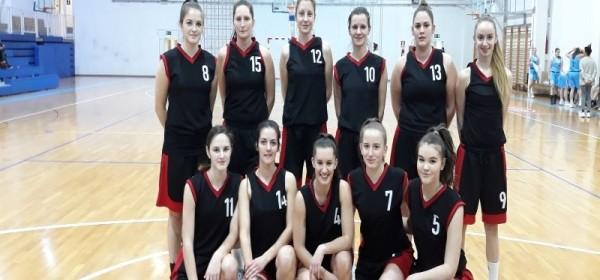 Košarkašice FSV Rijeka gostovale u Otočcu