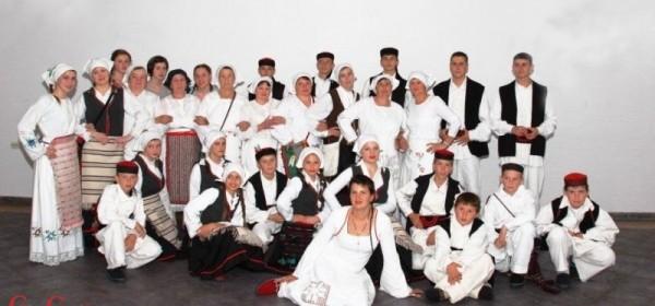 "Božićni koncert KUD-a ""Dangubice"" Kuterevo"