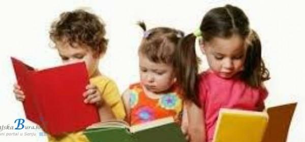 """""""Srijeda za 5"""" - Ljeto u Gradskoj knjižnici Senj"""