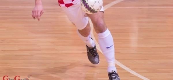 Juniori MNK Otočac prvi na ljestvici futsal mladeži - regije Zapad