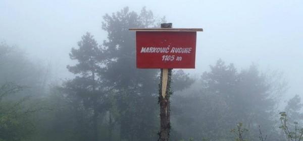 Planinarski izlet na Marković rudine