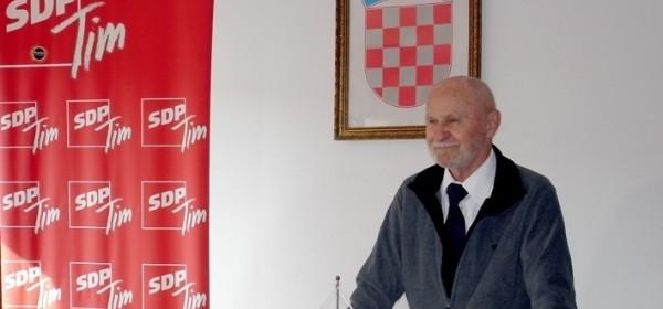 Priopćenje GO SDP-a Otočac