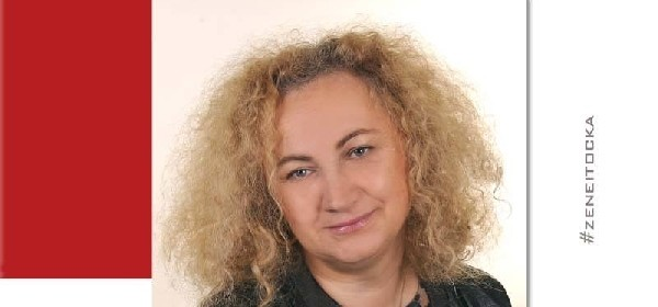 Mirjana Vrkljan Radošević na konferenciji ŽeneITočka