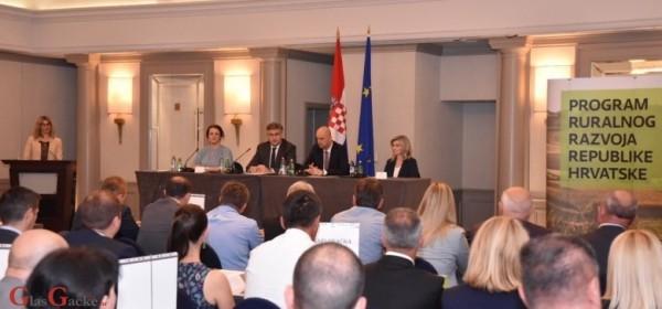 Općini Brinje 5,5 milijuna kuna bespovratnih sredstava
