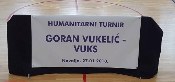 "Humanitarni turnir ""Goran Vukelić - Vuks"" u Novalji"