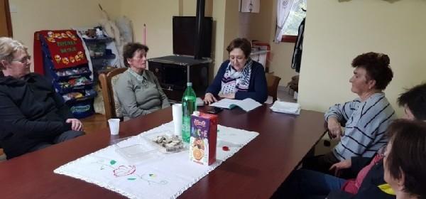 """Održana godišnja Skupština udruge žena """"Pavenka"""" Brinje"""