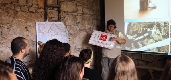 Edukacija o minskoj opasnosti na području Otočca