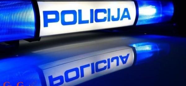 Prijetnje smrću i fizički napad na policiju u Brinju