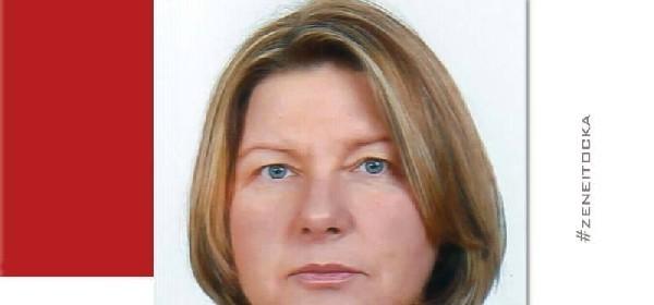 Moderatorica sutrašnje konferencije - Ruža Orešković