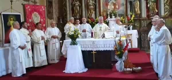 Župa Sinac danas proslavlja svog nebeskog zaštitnika sv.Iliju proroka