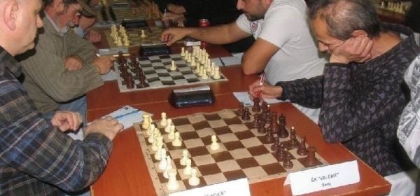 Prošli vikend počele šahovske seniorske lige Zapad za 2019. godinu