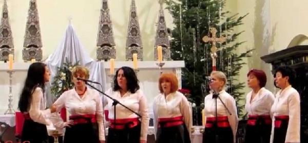 Božićni sajam: glazbeni program prvog dana