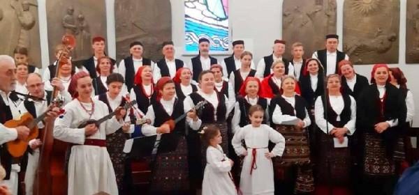 Prva adventska nedjelja i domoljubno zavičajni koncert Sinca u Zagrebu