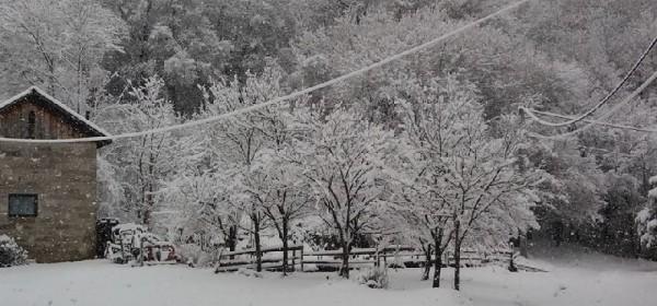 Snježna prognoza pogodila!