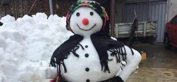 Otvaramo 7. festival snjegovića!
