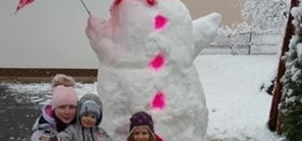 Pod kišobranom snježne Mary Poppins