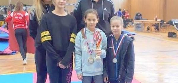 Senjske sportašice uspješne na taekwondo natjecanju 16. Sveti Nikola 2018. u Dugoj Resi