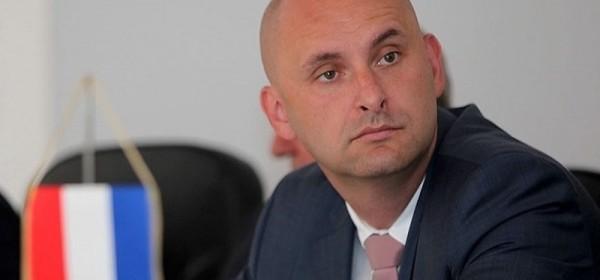 Ministar poljoprivrede Tomislav Tolušić danas u Otočcu