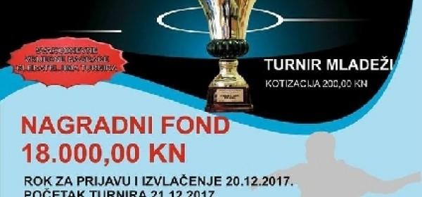 Još do srijede prijave za malonogometni turnir Mario Cvitković Maka