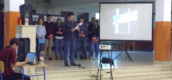 Otočki srednjoškolci za Vukovar