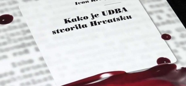Večeras promocija knjige Kako je UDBA stvorila Hrvatsku