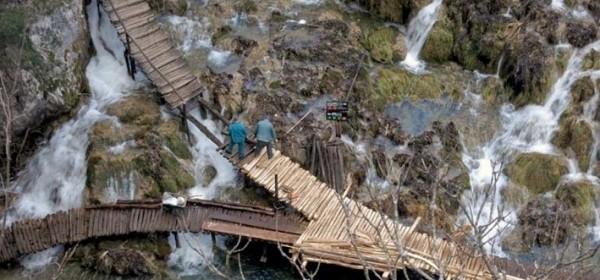 Tjedan geologije i šuma NP Plitvička jezera