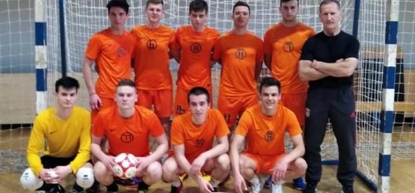 Otočki srednjoškolci županijski prvaci u malomu nogometu