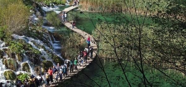 Turistički rezultati 2018. g. u općini Plitvička Jezera