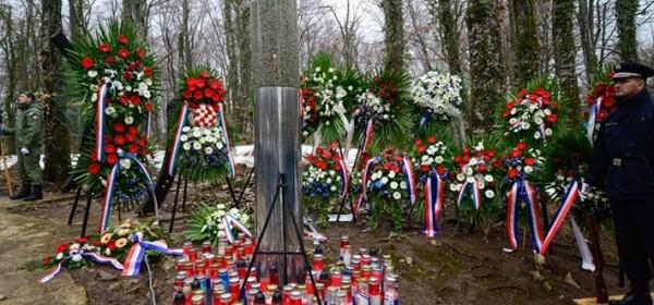28. obljetnica pogibije Joispa Jovića na Plitvicama
