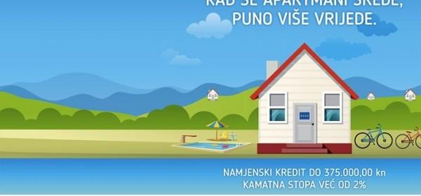 U Otočcu prezentacija posebne kreditne linije HBOR-a za privatne iznajmljivače