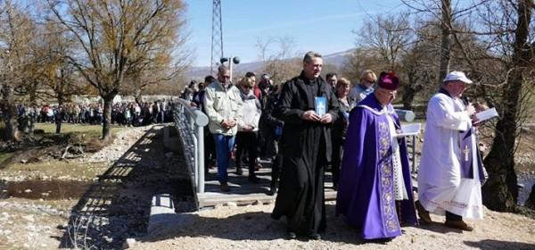 Korizmeno biskupijsko hodočašće na Udbinu