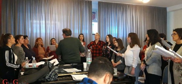 Kuterevci na seminaru pučkog pjevanja hrvatske korizmene baštine