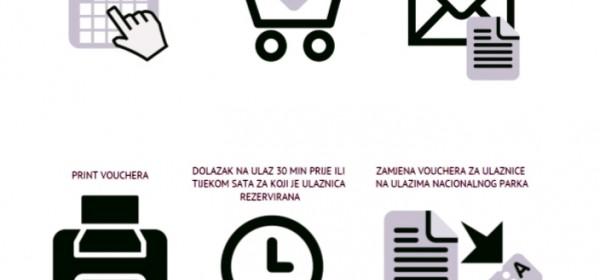 Uvođenje online prodaje ulaznica u Nacionalnom parku Plitvička jezera