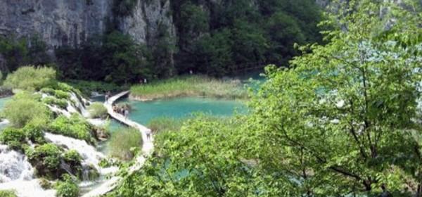 Četiri dana bit će za posjetitelje zatvorena Donja jezera