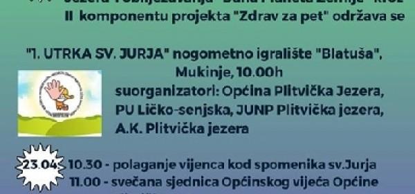 Eto Jurjeve, eto dana općine Plitvička Jezera