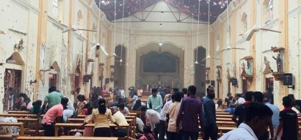 Krvavi Uskrs na Šri Lanki