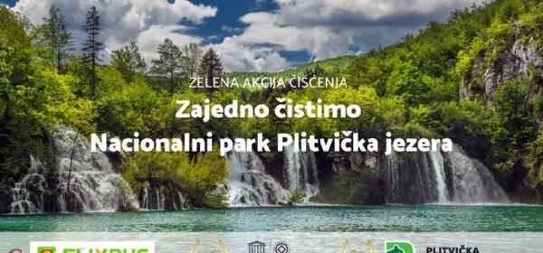Zajedno čistimo NP Plitvička jezera