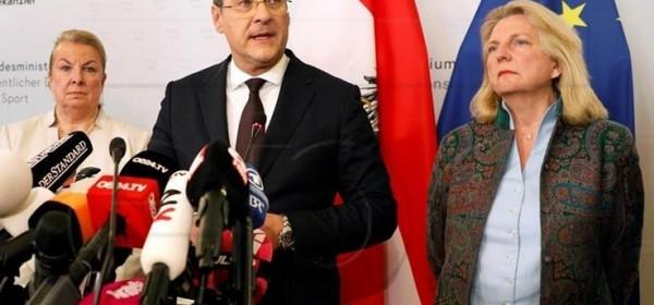Herrn Strache, tko je sada ispao – sranje?