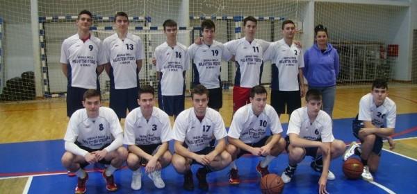 Senjani prvi na županijskom natjecanju u košarci!