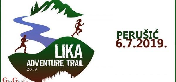 Lika Adventure Trail - 6. srpnja