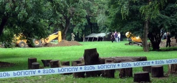 Učiteljski fakultet u Zagrebu doslovno leži na partizanskim zločinima