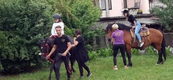 Na The Coklje Festu i jahanje konja