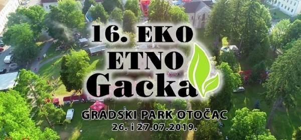 Sve je u finišu za 16. Eko etno Gacku