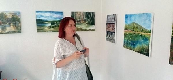 U Sincu otvorena izložba slika Ilinja 2019.