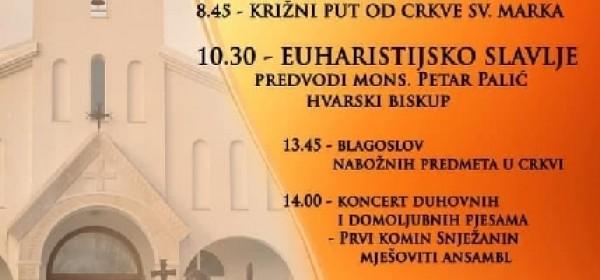 Dan hrvatskih mučenika - 14. rujna