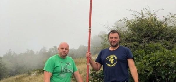 Postavljanje automatskih meteoroloških postaja za paragliding
