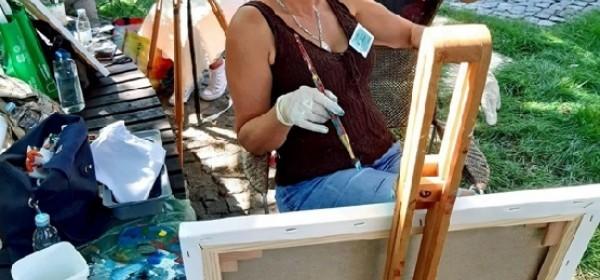 Voda - fluid života, održana slikarska kolonija na Plitvičkim jezerima