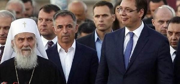 Incidenti u Uzdolju i Đevrskama režirani iz Beograda?